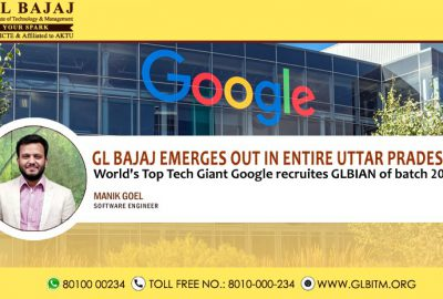 How good is G.L Bajaj Institute of Management and Technology