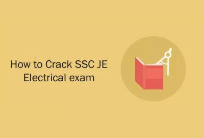 How to Crack SSC JE Electrical exam