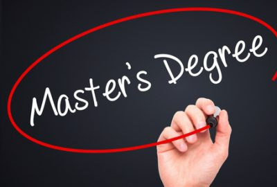 The Importance of Master's degree