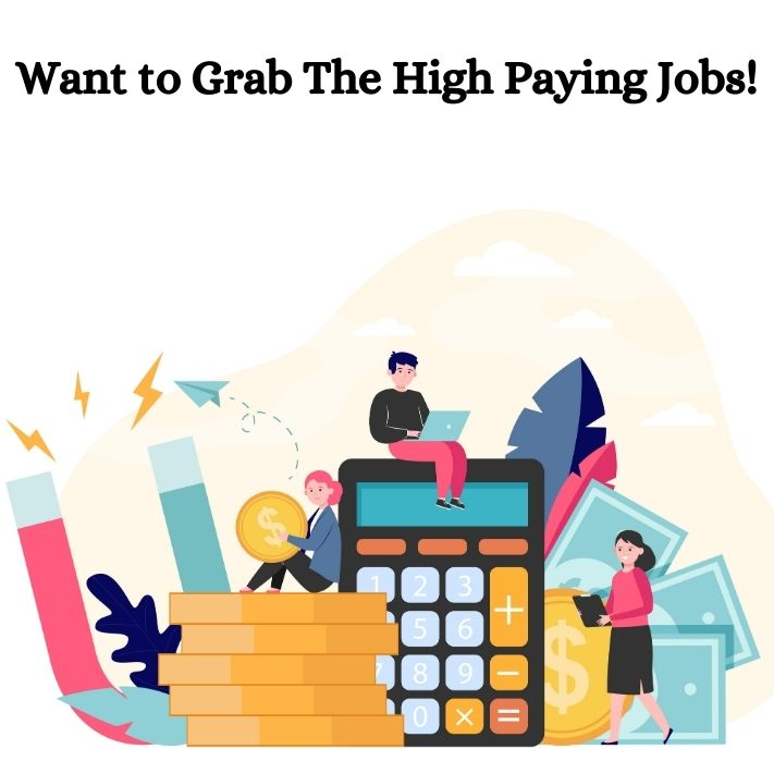 Want to Grab The High Paying Jobs!
