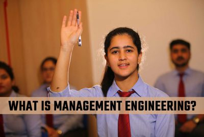 What is Management Engineering